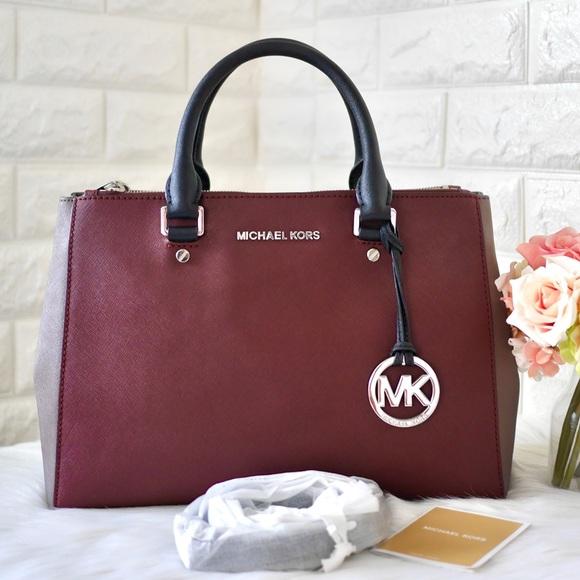 Michael Kors Handbags - ⛔️SOLD⛔️💖Michael Kors Sutton Tricolor